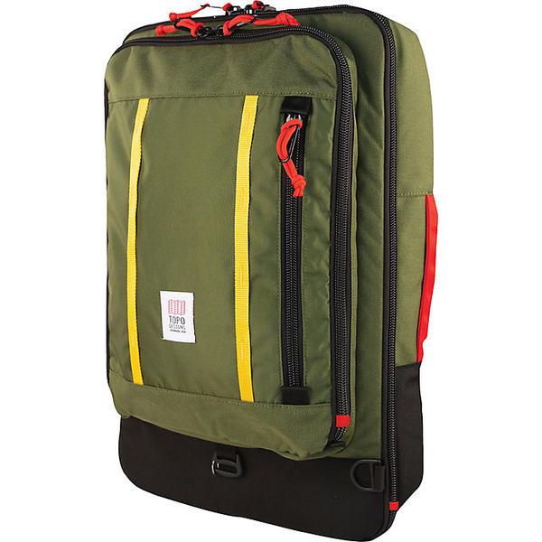 トポ・デザイン レディース ボストンバッグ バッグ Topo Designs Travel Bag 40L Olive