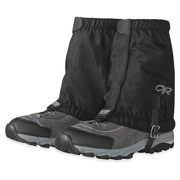 アウトドアリサーチ メンズ ブーツ&レインブーツ シューズ Outdoor Research Rocky Mountain Low Gaiter Black