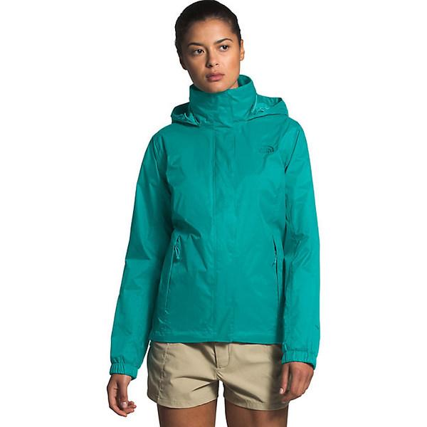 ノースフェイス レディース ジャケット&ブルゾン アウター The North Face Women's Resolve 2 Jacket Jaiden Green