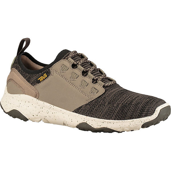 テバ メンズ ハイキング スポーツ Teva Men's Arrowood 2 Knit Shoe Walnut