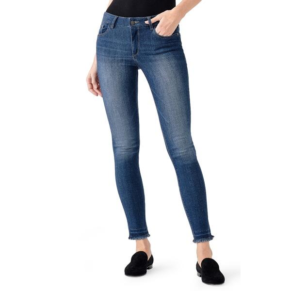 ディーエル1961 レディース カジュアルパンツ ボトムス Camila Ankle Skinny Jeans Quilter