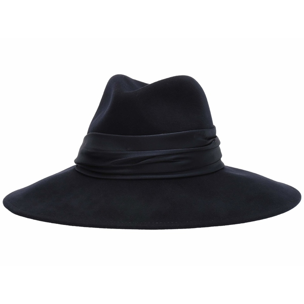 ユージニアキム レディース 帽子 アクセサリー Emmanuelle Navy