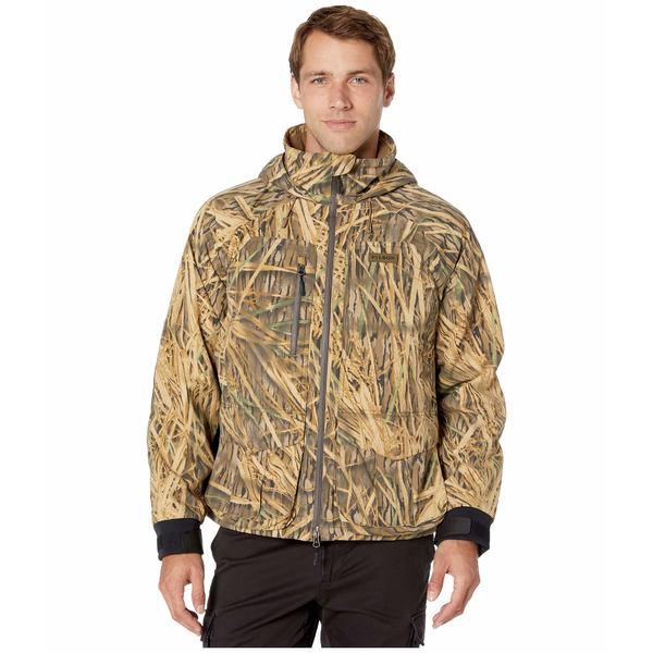 フィルソン メンズ コート アウター Skagit Waterfowl Jacket Shadowgrass