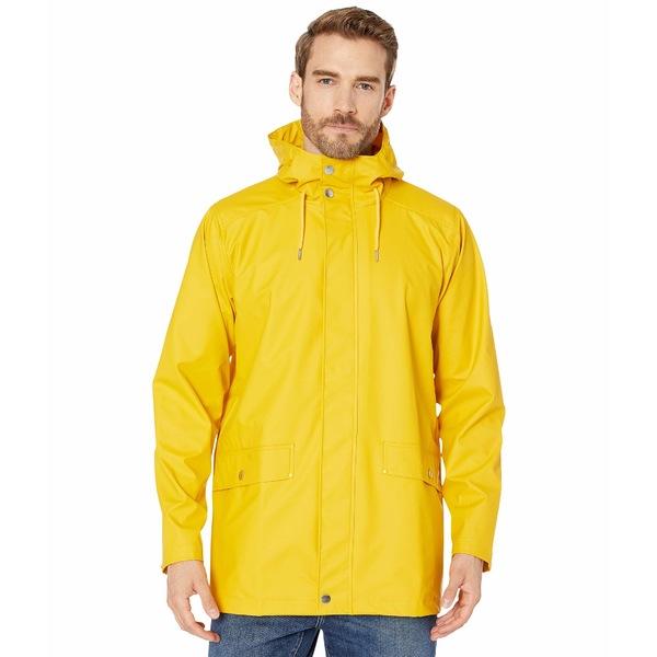 ヘリーハンセン メンズ コート アウター Moss Rain Jacket Yellow