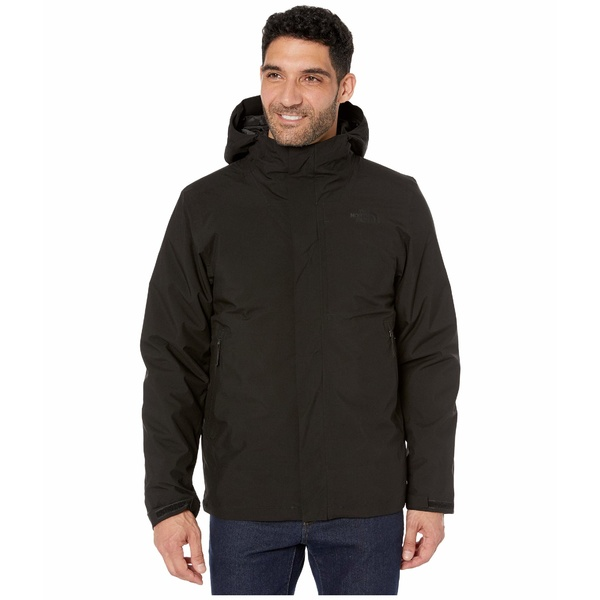 ノースフェイス メンズ コート アウター Carto Triclimate Jacket TNF Black/TNF Black