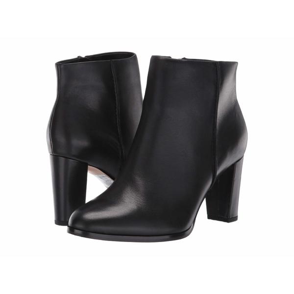 クラークス レディース ヒール シューズ Kaylin Fern Black Leather