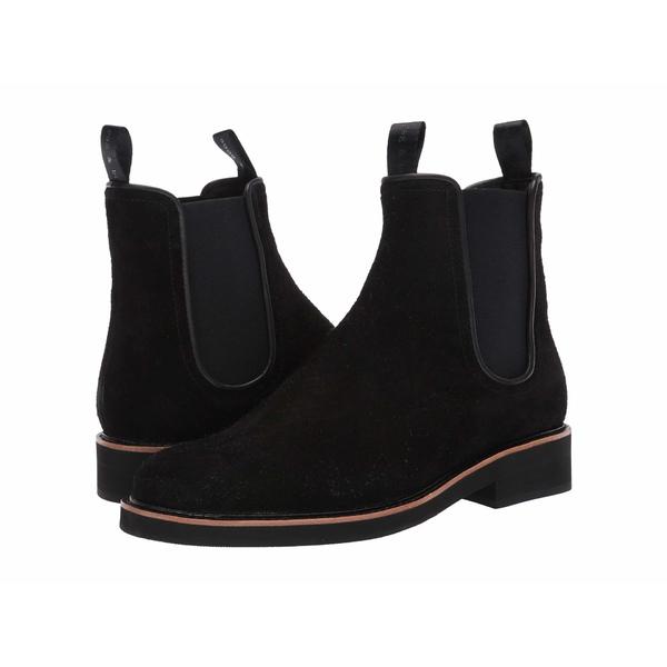 ラグアンドボーン メンズ ブーツ&レインブーツ シューズ Spencer Chelsea Boot Black