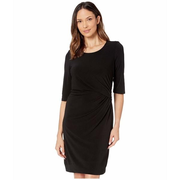 1着でも送料無料 ニックプラスゾーイ レディース ワンピース ワンピース トップス Fundamental Drape Fundamental Dress Dress Black Onyx, モオカシ:f9f89062 --- kanvasma.com