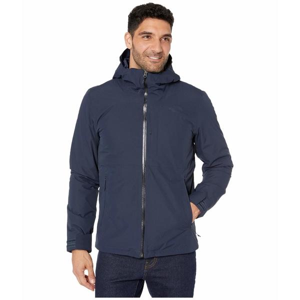 ノースフェイス メンズ コート アウター Inlux Insulated Jacket Urban Navy