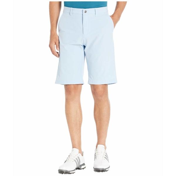 アディダス メンズ ハーフ&ショーツ ボトムス Ultimate 365 3-Stripes Shorts Glow Blue