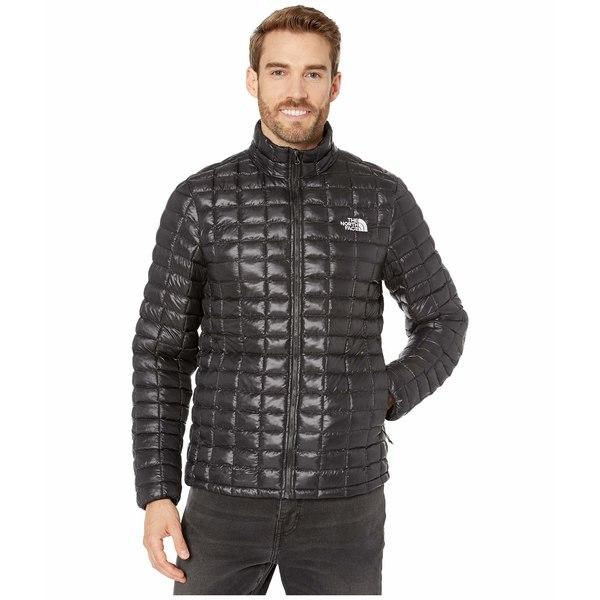 ノースフェイス メンズ コート アウター Thermoball Eco Jacket TNF Black