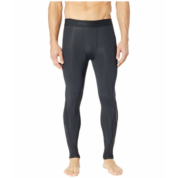 2XU メンズ カジュアルパンツ ボトムス MCS Cross Training Compression Tights Black/Nero