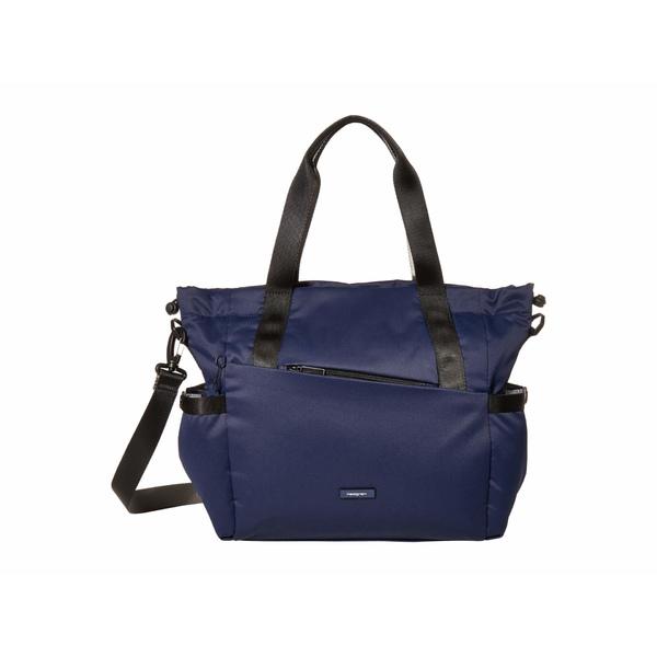 ヘドグレン レディース ハンドバッグ バッグ Galactic Shoulder Bag/Tote Halo Blue