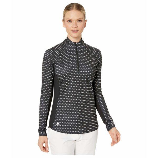 アディダス レディース シャツ トップス AEROREADY UPF Polo Shirt White/Black