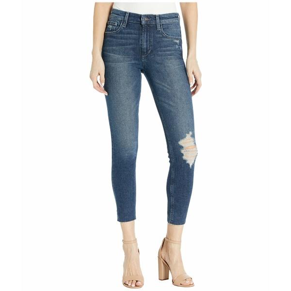 ジョーズジーンズ レディース デニムパンツ ボトムス Charlie Crop Jeans in Hemlock Hemlock