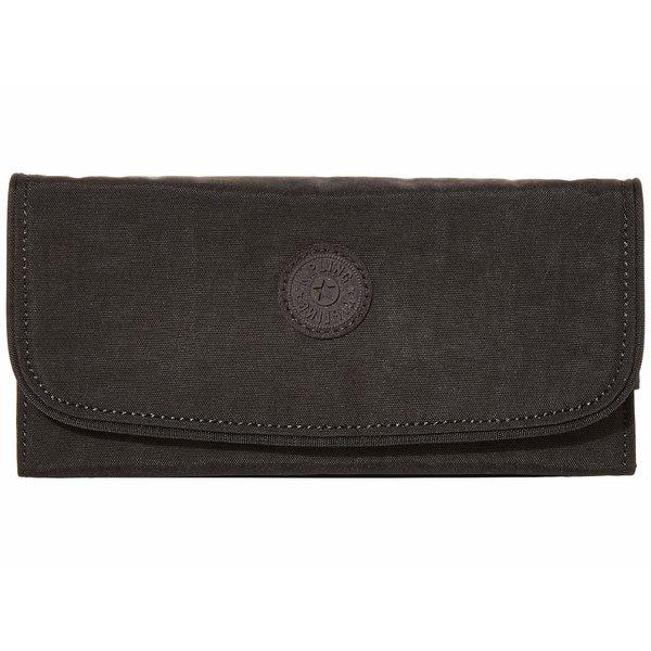 キプリング レディース 財布 アクセサリー Money Land RFID Wallet Black Noir