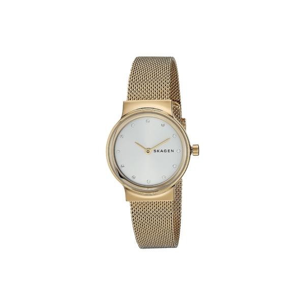 スカーゲン レディース 腕時計 アクセサリー Freja - SKW2717 Gold
