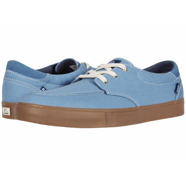 リーフ メンズ スニーカー シューズ Deckhand 3 Vintage Blue