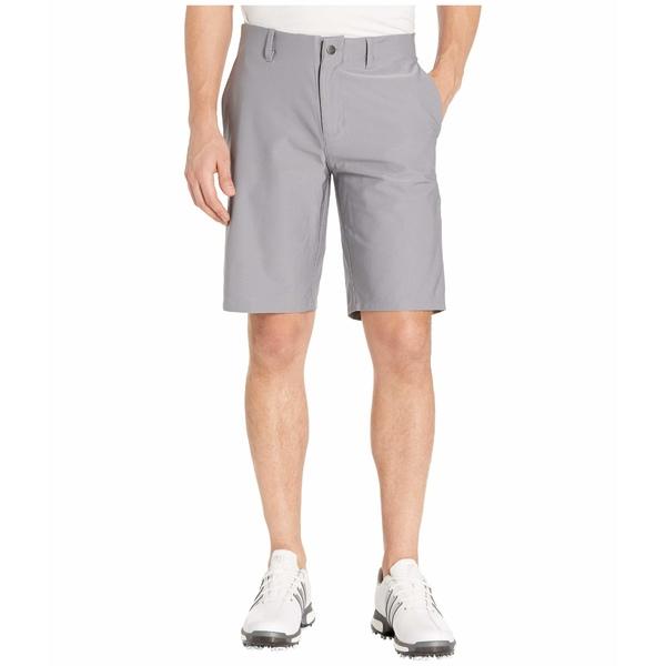 アディダス メンズ ハーフ&ショーツ ボトムス Ultimate365 3-Stripes Competition Shorts Grey Three