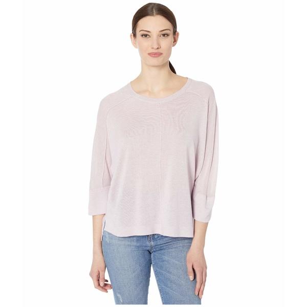 トリバル レディース ニット&セーター アウター Dolman 3/4 Sleeve Sweater Lilac