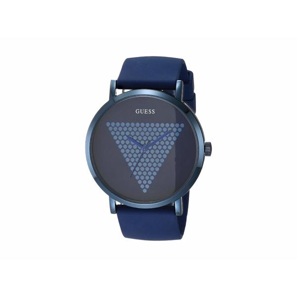 ゲス メンズ 腕時計 アクセサリー W1161G4 Blue