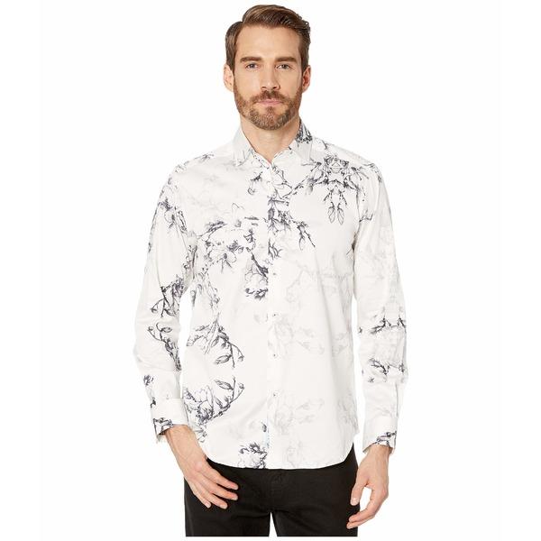 ロバートグラハム メンズ シャツ トップス Aiden Tailored Fit Sport Shirt Black