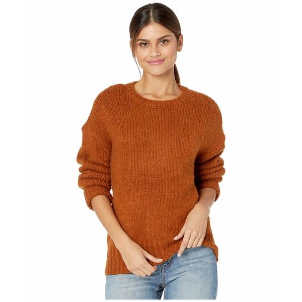 サンクチュアリー レディース ニット&セーター アウター Hug Me Sweater Earthstone