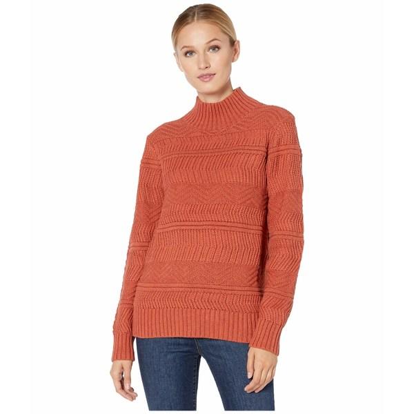 ペンドルトン レディース ニット&セーター アウター Textured Sweater Picante Red