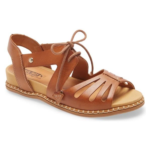 ピコリーノス レディース サンダル シューズ PIKOLINOS Marazul Sandal (Women) Brandy Leather