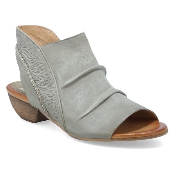 ミズムーズ レディース サンダル シューズ Miz Mooz Chase Sandal (Women) Glacier Leather