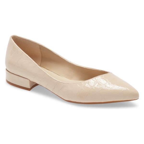 ケネスコール レディース サンダル シューズ Kenneth Cole New York Camelia Flat (Women) Ginger Patent Leather