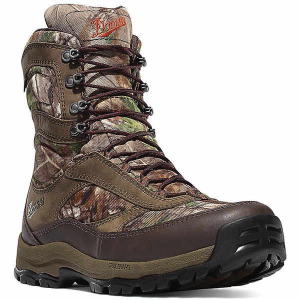 ダナー メンズ ハイキング スポーツ Danner Men's High Ground 8IN GTX Boot Realtree Xtra Green