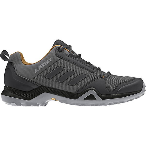 アディダス メンズ ハイキング スポーツ Adidas Men's Terrex AX3 Shoe Grey Five / Black / Mesa