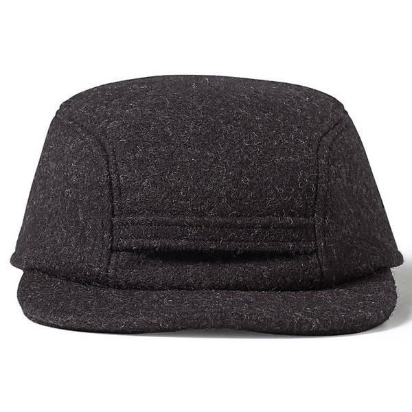 フィルソン メンズ 帽子 アクセサリー Filson Mackinaw Cap Charcoal