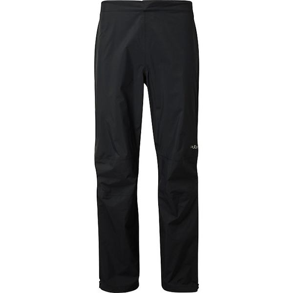ラブ メンズ ハイキング スポーツ Rab Men's Downpour Plus Pant Black