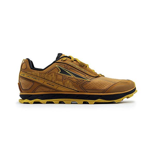 オルトラ メンズ ランニング スポーツ Altra Men's Lone Peak 4 Low RSM Shoe Burnt Orange
