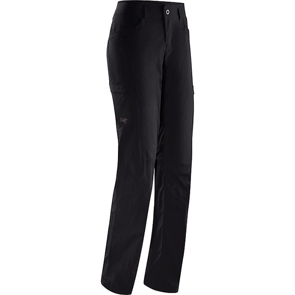 アークテリクス レディース ハイキング スポーツ Arcteryx Women's Parapet Pant Black