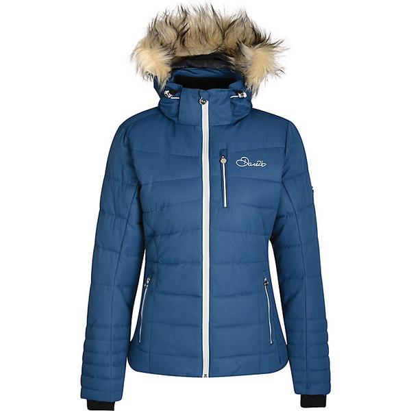 デアツービー レディース ジャケット&ブルゾン アウター Dare 2B Women's Curator Jacket Blue Wing