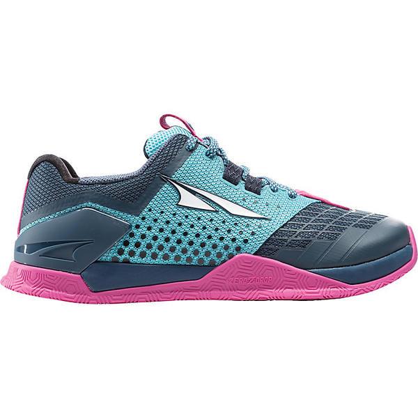 オルトラ レディース ランニング スポーツ Altra Women's Hiit XT Shoe Blue / Raspberry