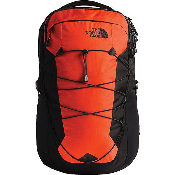 ノースフェイス メンズ バックパック・リュックサック バッグ The North Face Borealis Backpack Persian Orange Ripstop / TNF Black
