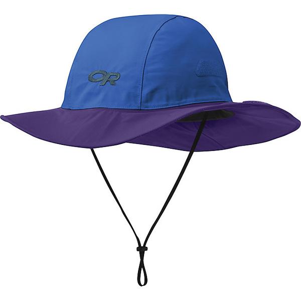 アウトドアリサーチ メンズ 帽子 アクセサリー Outdoor Research Seattle Sombrero Glacier/Purple Rain