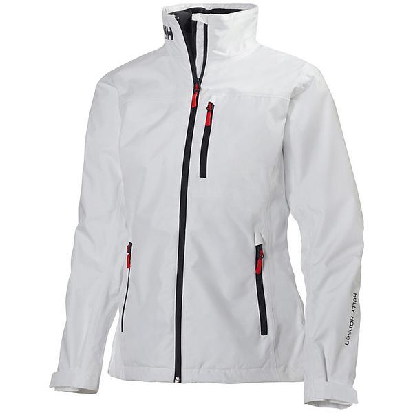 ヘリーハンセン レディース ジャケット&ブルゾン アウター Helly Hansen Women's Crew Jacket White