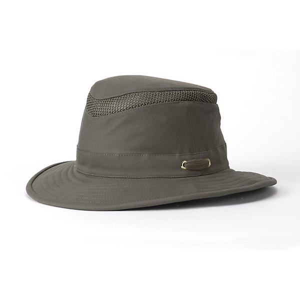 ティリー? メンズ 帽子 アクセサリー Tilley Airflo Organic Medium Brim Hat Olive