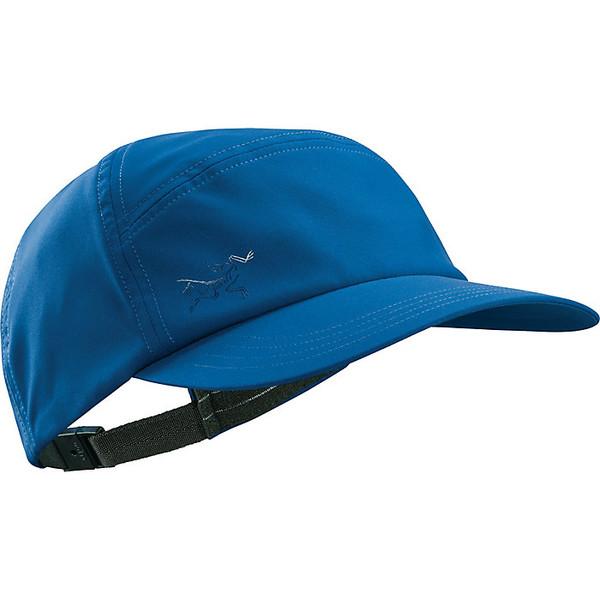 アークテリクス レディース 帽子 アクセサリー Arcteryx Elaho Cap Cobalt Sun