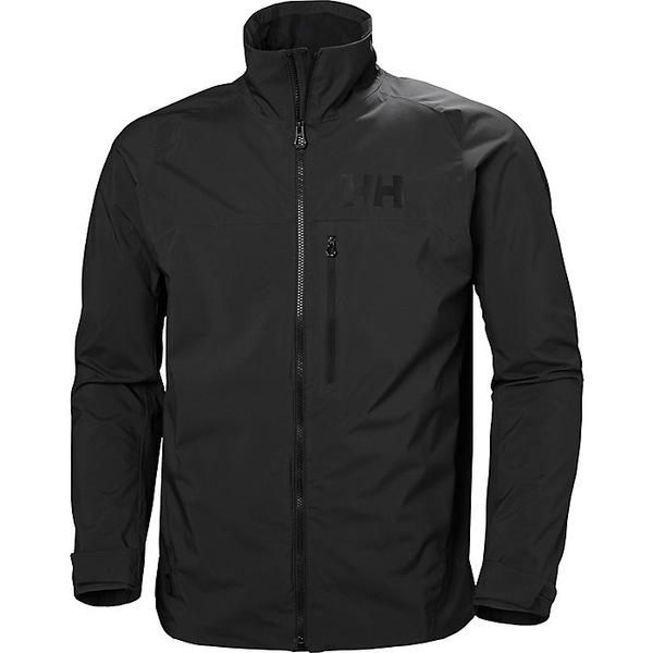 ヘリーハンセン メンズ ジャケット&ブルゾン アウター Helly Hansen Men's HP Racing Jacket Ebony