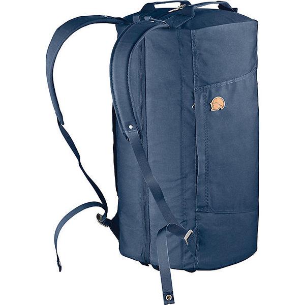 フェールラーベン レディース ボストンバッグ バッグ Fjallraven Splitpack Large Duffel Bag Navy