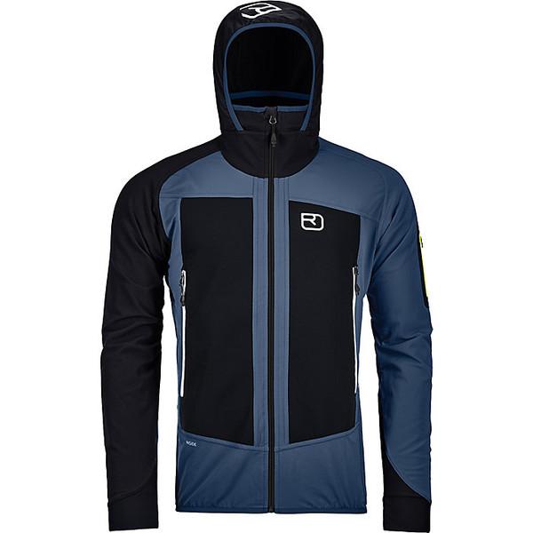 オルトボックス メンズ ジャケット&ブルゾン アウター Ortovox Men's Col Becchei Jacket Night Blue