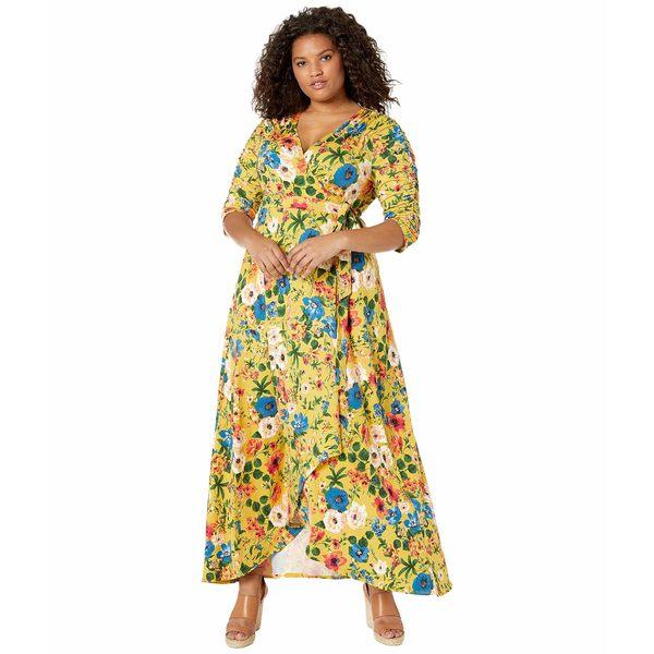 キヨナ レディース ワンピース トップス Meadow Dream Maxi Dress Summer Bouquet