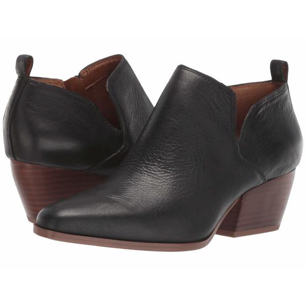 フランコサルト レディース ブーツ&レインブーツ シューズ Dingo 2 Black Leather