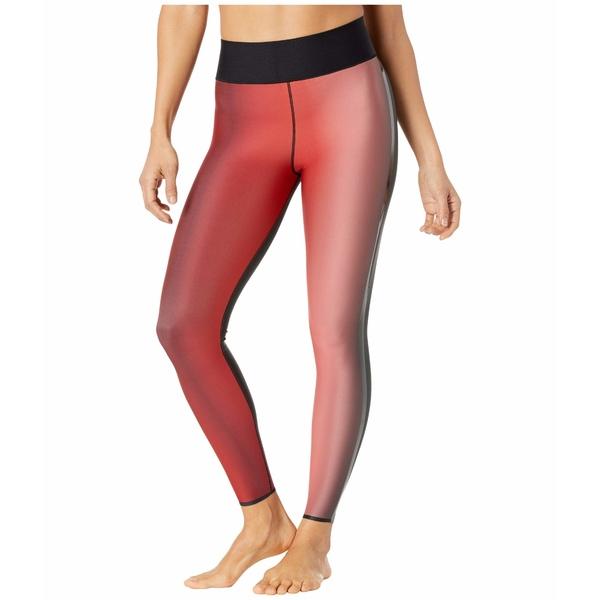 ウルトラコール レディース カジュアルパンツ ボトムス Stratus Ultra High Leggings Hot Pink Print